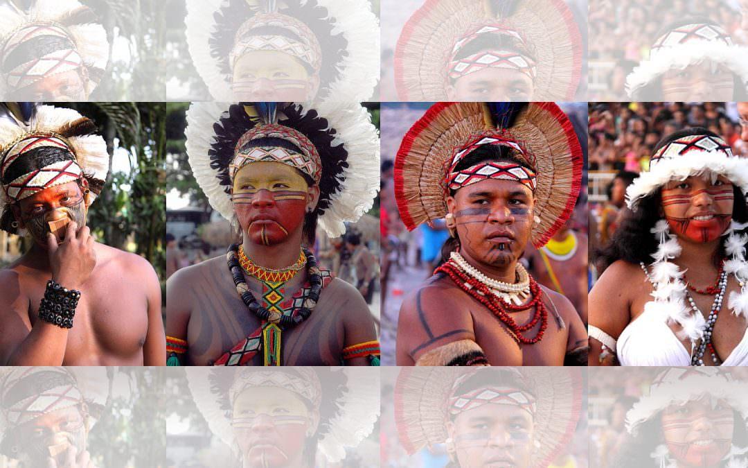 Como vivem os índios Pataxós nos dias de hoje