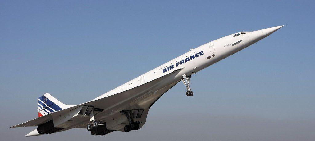 Aviação supersônica: 70 anos desde do primeiro voo