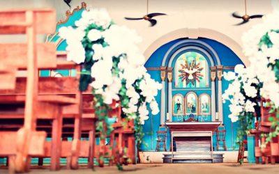 A histórica Igreja do Quadrado de Trancoso
