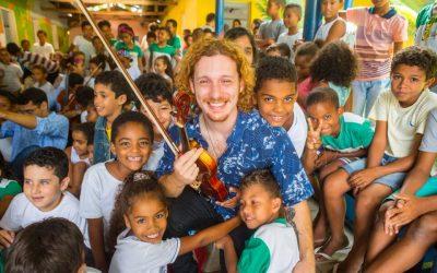 Iniciação Musical nas escolas | Música em Trancoso 2018
