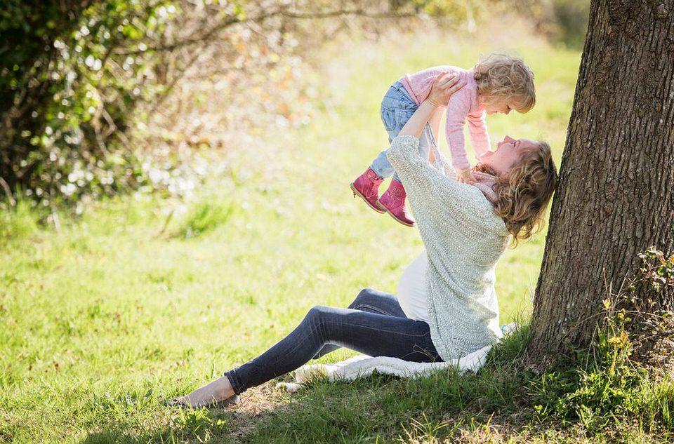 Mãe, minha fonte de inspiração