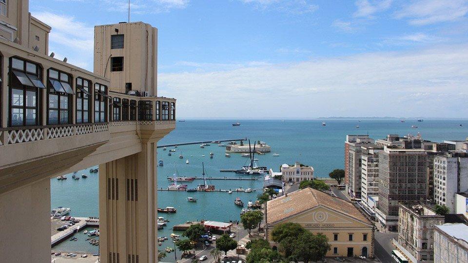 Por que os estrangeiros escolhem a Bahia?