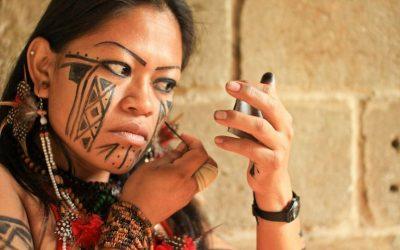A influência da cultura indígena na sociedade brasileira