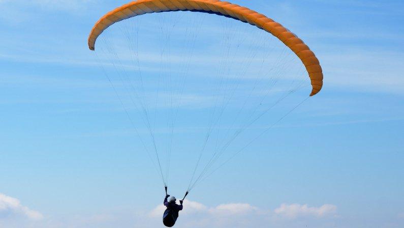 voo de parapente