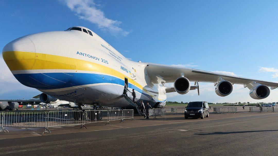 O maior avião do mundo: Antonov An-225
