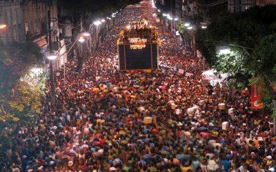 O carnaval de Salvador e as festas baianas
