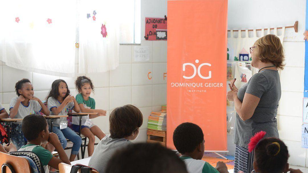 Conheça o Instituto Dominique Geiger