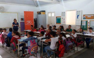 IDG: Depoimentos dos alunos sobre a ação de Higiene Bucal
