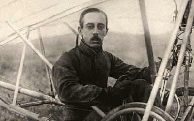 As aeronaves de Santos Dumont