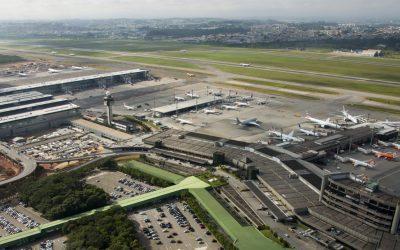 Aeroporto de Guarulhos – O MAIOR DA AMÉRICA DO SUL!