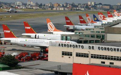 Aeroporto de Congonhas – O ENCONTRO DOS EXECUTIVOS!
