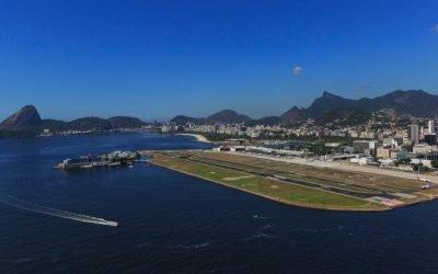 Aeroporto Santos Dumont – A MAIOR PONTE AÉREA DAS AMÉRICAS!