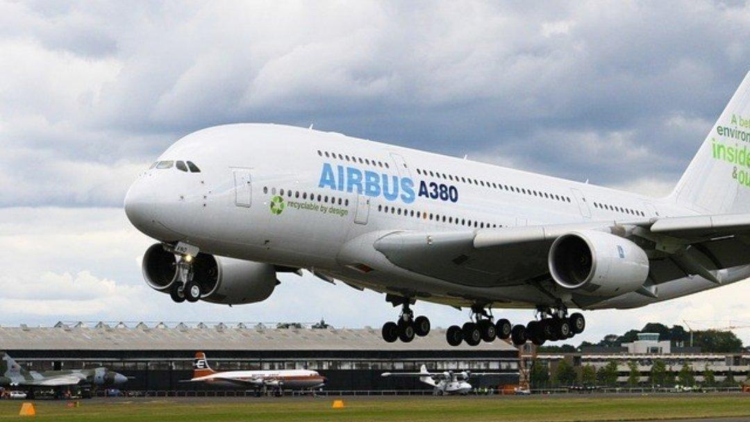 Maiores Aviões do Mundo – OS GIGANTES DO AR!