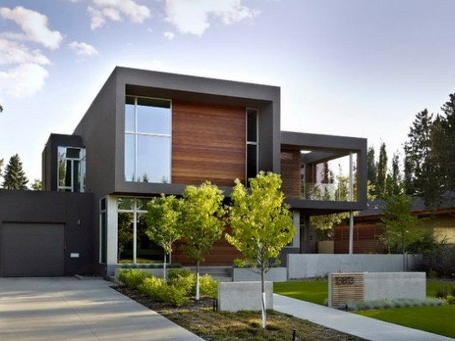 Arquitetura de Casas Modernas