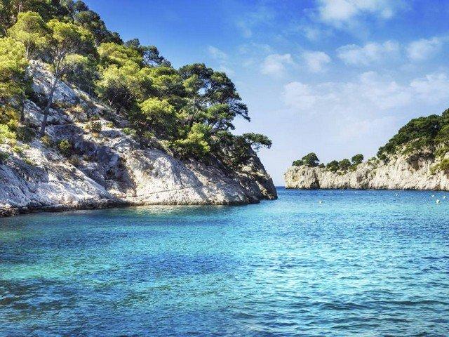 Cassis, Provence, Côte D'Azur, França