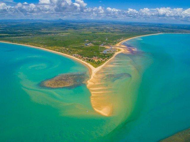 Corumbau - Prado, Bahia