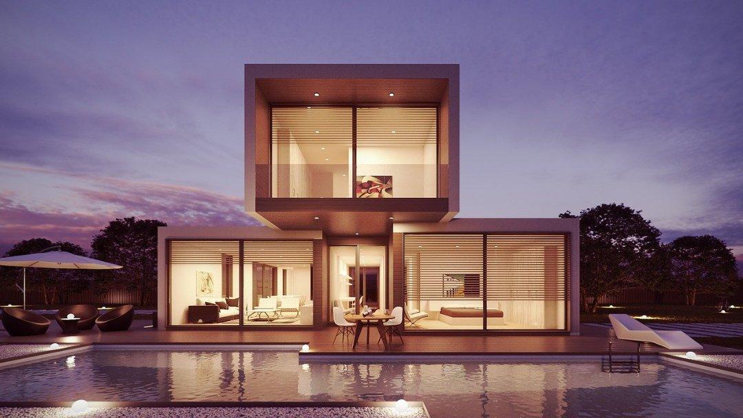 Fachadas de Casas Modernas – MERCADO IMOBILIÁRIO EM ALTA!