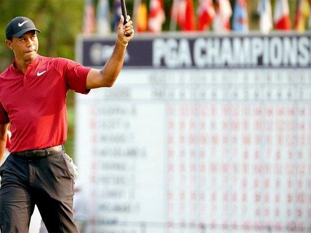 Tiger Woods, o maior campeão