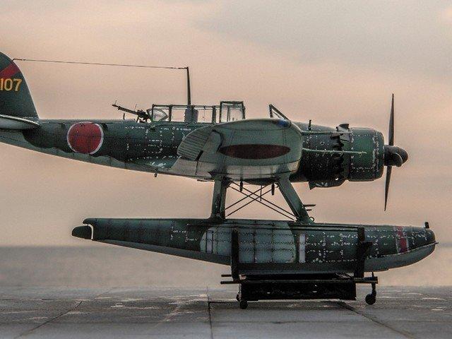 Aichi E13A