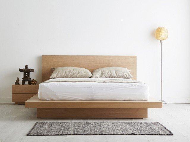 Quartos de casas minimalistas