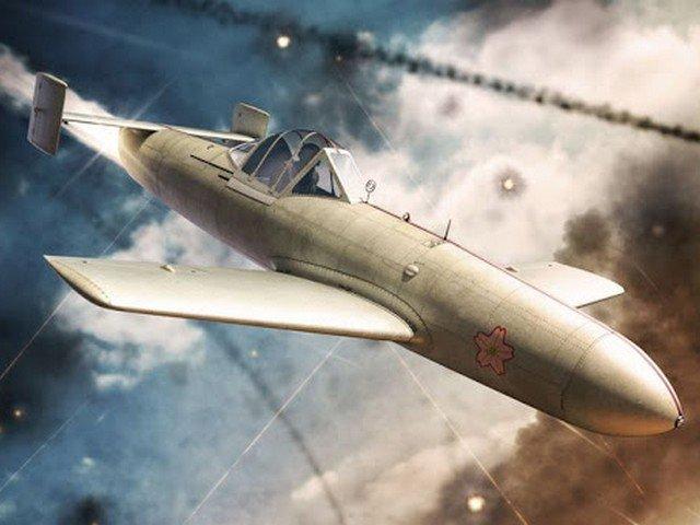 Yokosuka MXY-7 Ohka