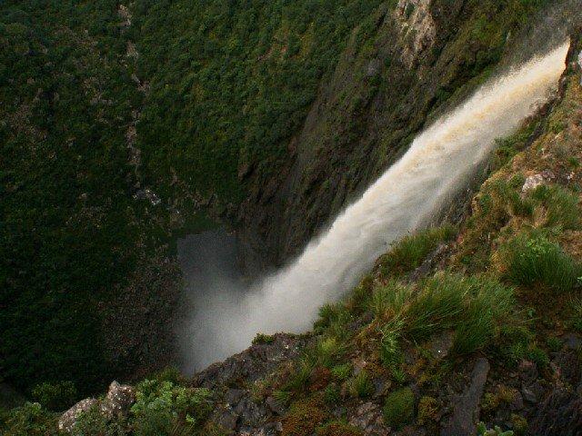 Cachoeira da Fumaça, Bahia