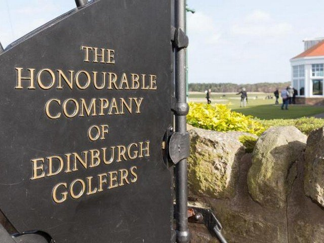 Muirfield-The Honorable Company of Edinburgh Golfers