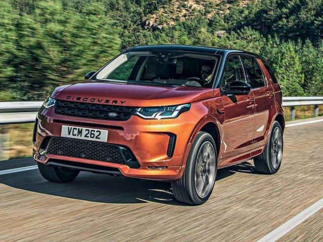 Nova Land Rover Discovery 2020