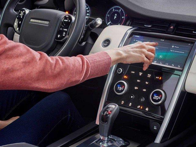 Novos Recursos da Land Rover Discovery 2020