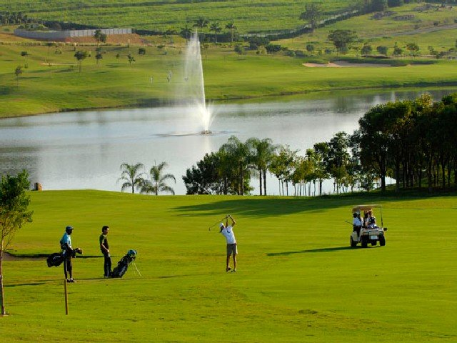 Golfe no Brasil