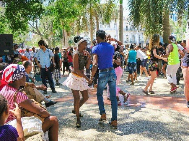 Características principais da Salsa Cubana