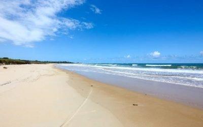 Ponta de Itaquena – A tranquilidade e paz de Trancoso!