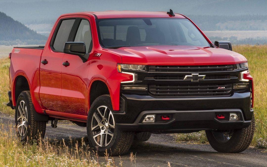 Chevrolet Silverado 2021 – O retorno de uma gigante!
